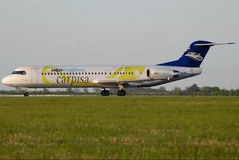 I-ALPW - AlpiEagles Fokker 100