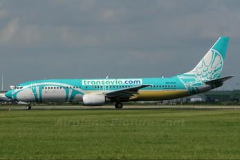 PH-HSX - Transavia Boeing 737-800