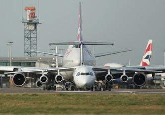D-ACFA - Eurowings British Aerospace BAe 146-200/Avro RJ85