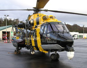 G-REDO - Bond Offshore Helicopters Aerospatiale AS332 Super Puma