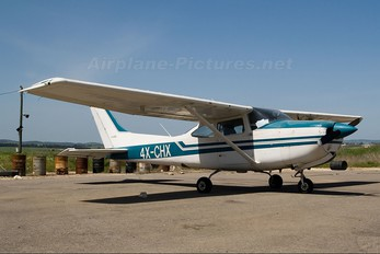 4X-CHX - Private Cessna 182 Skylane (all models except RG)