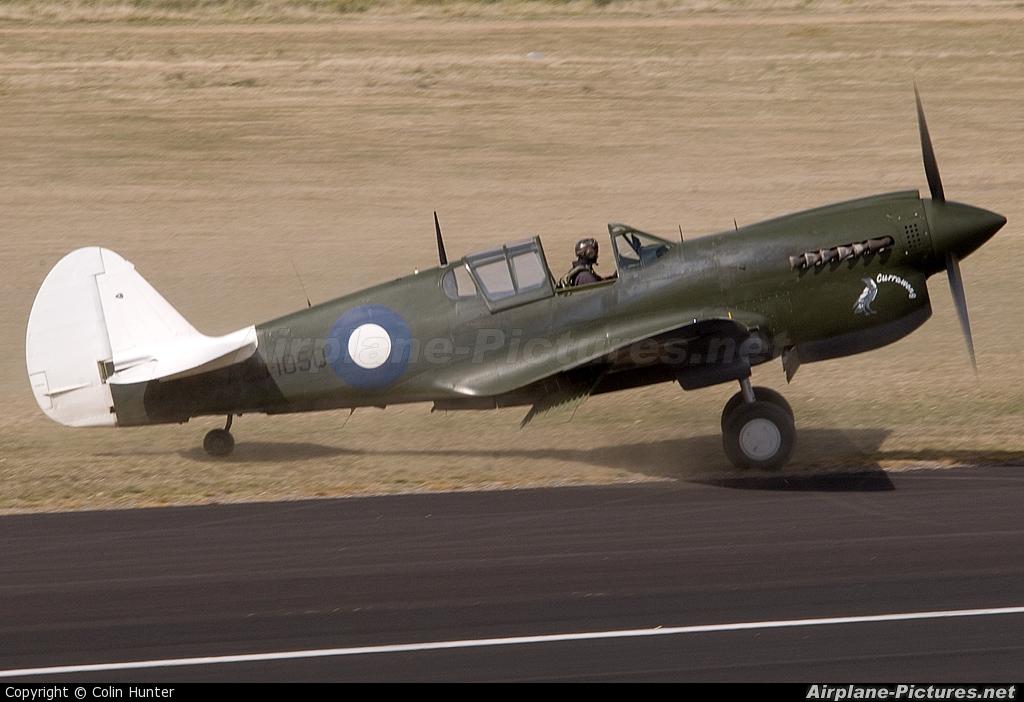 Private ZK-CAG aircraft at Wanaka