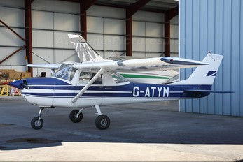 G-ATYM - Private Cessna 150