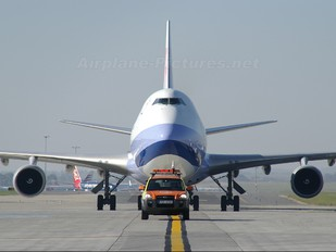 B-18702 - China Airlines Cargo Boeing 747-400F, ERF