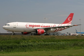 TC-ACC - ACT Cargo Airbus A300F