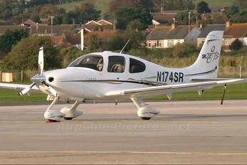 N174SR - Private Cirrus SR22