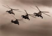 - - Poland - Army Mil Mi-24D aircraft