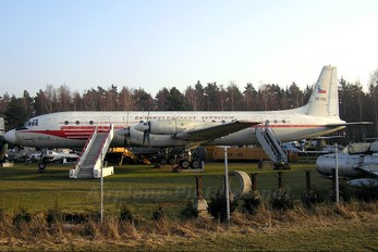 OK-PAE - CSA - Czechoslovak Airlines Ilyushin Il-18 (all models)