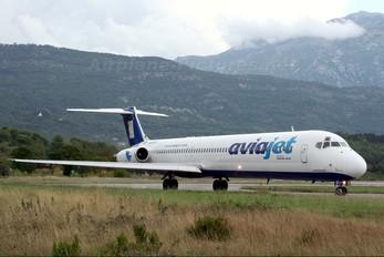 9A-CDA - Aviajet McDonnell Douglas MD-83