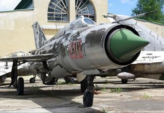 6513 - Poland - Air Force Mikoyan-Gurevich MiG-21PFM