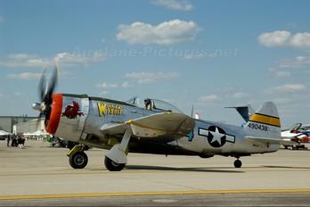 NX647D - Private Republic P-47D Thunderbolt