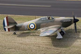 ZK-TPK - Private Hawker Hurricane Mk.I (all models)