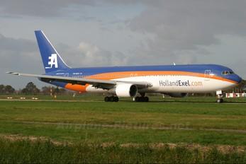 PH-MCV - Holland Exel Boeing 767-300
