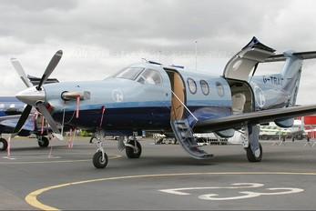 G-TRAT - Private Pilatus PC-12