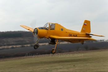 OK-HJK - Private Zlín Aircraft Z-37A Čmelák