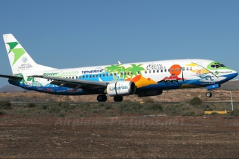 EC-INQ - Binter Canarias Boeing 737-400