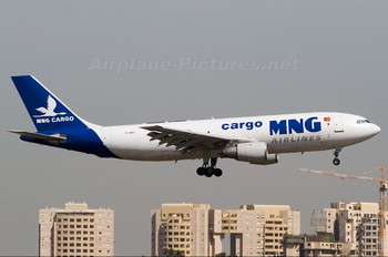 TC-MNN - MNG Cargo Airbus A300