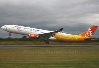 A7-AED - Qatar Airways Airbus A330-300