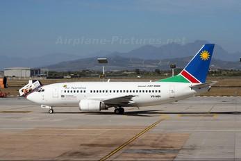 V2-NDI - Air Namibia Boeing 737-600