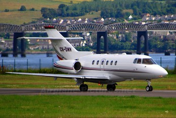 CS-DNV - NetJets Europe (Portugal) Hawker Beechcraft 800XP