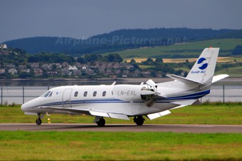 LN-EXL - Sundt Air Cessna 560XL Citation Excel