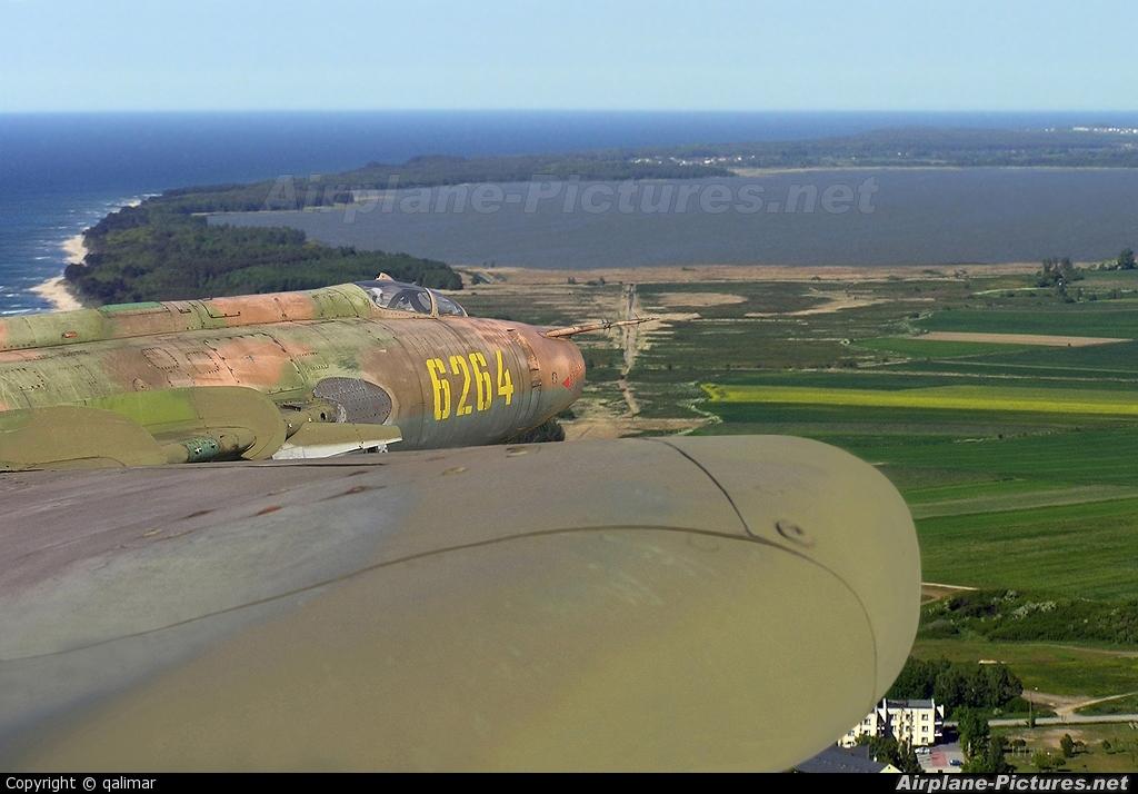 Poland - Air Force 6264 aircraft at Off Airport - Poland