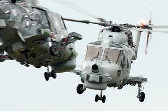 ZF563 - Royal Navy Westland Lynx HMA.8SRU