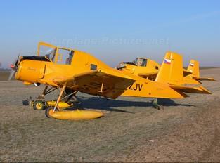 OK-ZJV - AgroAirVa Zlín Aircraft Z-37A Čmelák
