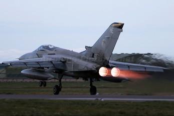 ZE936 - Royal Air Force Panavia Tornado F.3