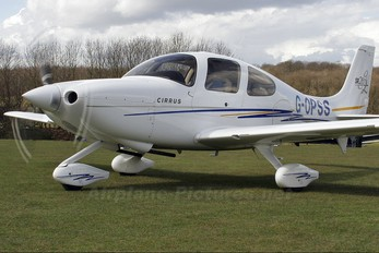 G-OPSS - Private Cirrus SR20