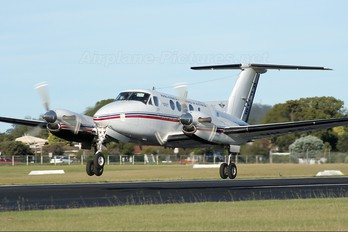 VH-FDI - Royal Flying Doctor Service Beechcraft 300 King Air 350