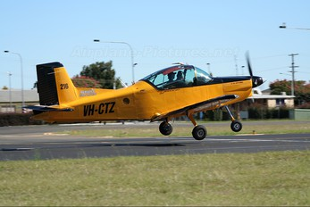 VH-CTZ - Aerotec Flight Training Pacific Aerospace CT-4E Airtrainer