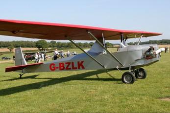 G-BZLK - Private Cadet Mk. III Motor Glider