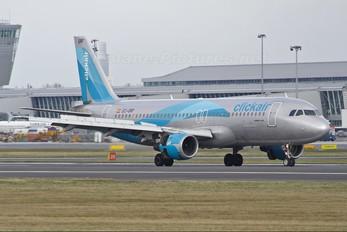 EC-GRF - Clickair Airbus A320