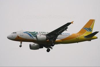 RP-C3196 - Cebu Pacific Air Airbus A319
