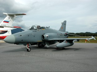 M40-31 - Malaysia - Air Force British Aerospace Hawk 208