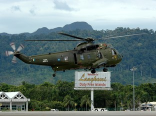 M23-16 - Malaysia - Air Force Sikorsky S-61A Sea King