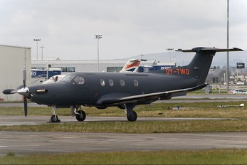 OY-TWO - Private Pilatus PC-12
