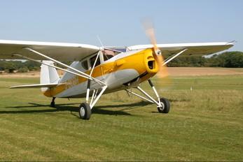 G-BCBH - Private Fairchild 24R-46A (modified) Argus III