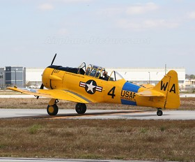 N455WA - Warbird Adventures North American Harvard/Texan (AT-6, 16, SNJ series)