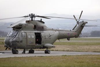XW208 - Royal Air Force Westland Puma HC.1