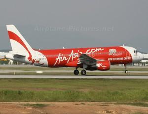 9M-AFO - AirAsia (Malaysia) Airbus A320