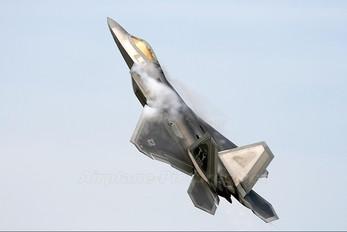 99-4011 - USA - Air Force Lockheed Martin F-22A Raptor