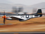 N7715C - Private North American P-51D Mustang aircraft