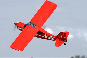 N90GK - Private Bellanca 8KCAB Super Decathlon