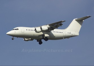 OY-RCD - Atlantic Airways British Aerospace BAe 146-200/Avro RJ85