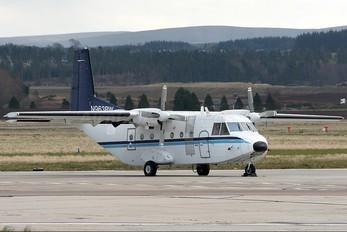N963BW - Blackwater Aviation Casa C-212 Aviocar