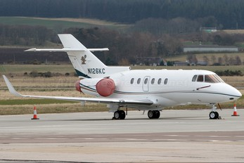 N126KC - Private Hawker Beechcraft 800