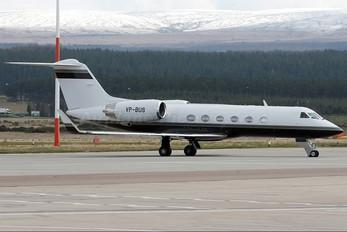 VP-BUS - Private Gulfstream Aerospace G-IV,  G-IV-SP, G-IV-X, G300, G350, G400, G450
