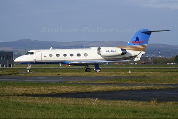 A6-NMA - Royal Jet Gulfstream Aerospace G-IV,  G-IV-SP, G-IV-X, G300, G350, G400, G450